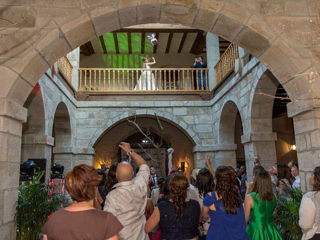 La boda de Valdinei y Oihane en Balmaseda, Vizcaya 56