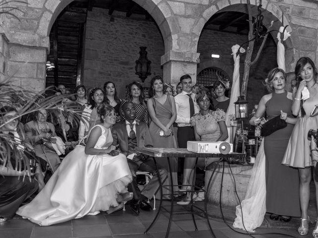 La boda de Valdinei y Oihane en Balmaseda, Vizcaya 57