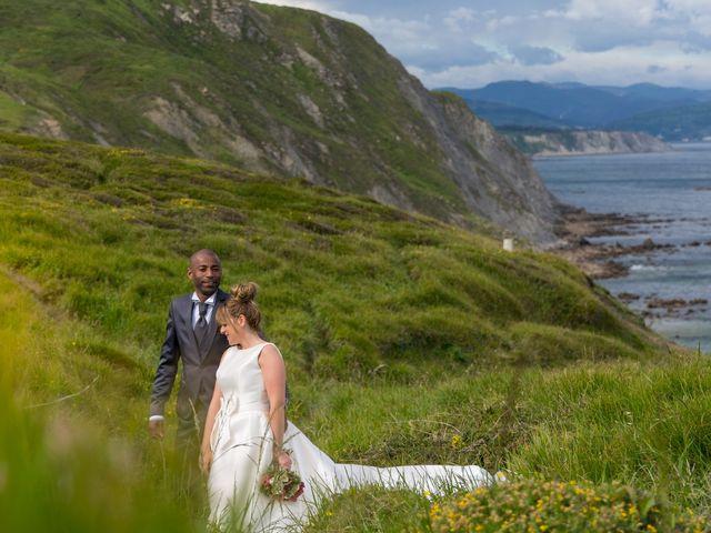 La boda de Valdinei y Oihane en Balmaseda, Vizcaya 2