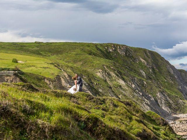 La boda de Valdinei y Oihane en Balmaseda, Vizcaya 62