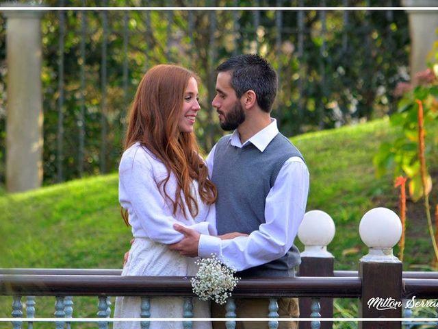 La boda de Luis  y Mariana  en Madrid, Madrid 2