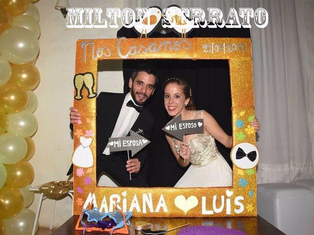 La boda de Luis  y Mariana  en Madrid, Madrid 5