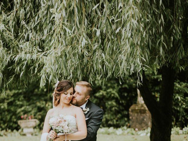 La boda de David y Jennifer en Avilés, Asturias 2