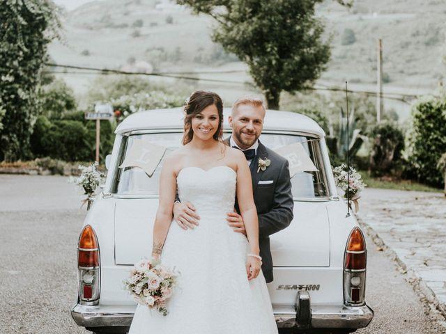 La boda de David y Jennifer en Avilés, Asturias 22
