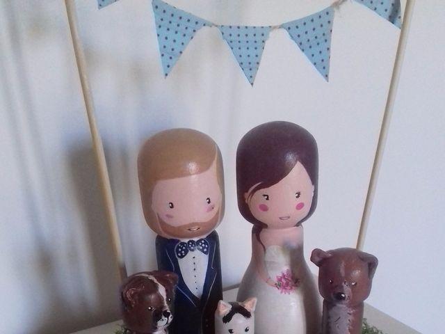 La boda de David y Jennifer en Avilés, Asturias 29