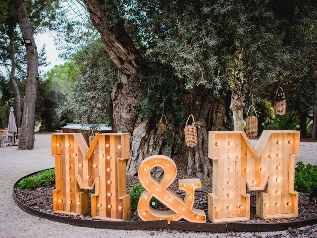 La boda de Miguel Ángel y Maria en Valencia, Valencia 11