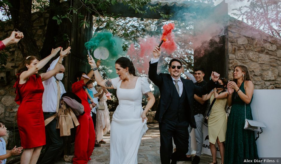 La boda de Daniel y Elena en Algete, Madrid