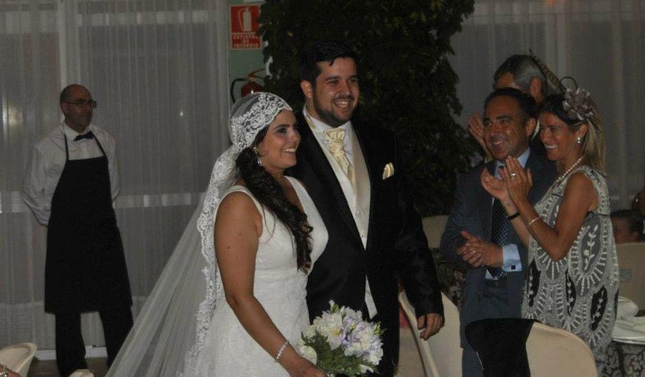 La boda de Tony y María  en Badajoz, Badajoz