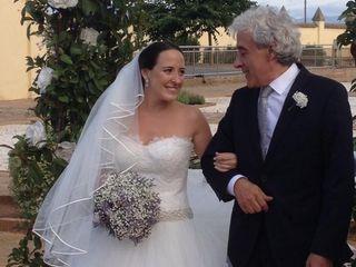 La boda de Georgina  y Raul 1