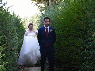 La boda de Aitziber  y Roberto