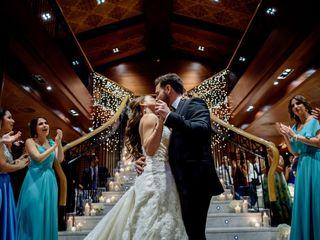 La boda de Gise y Alex 1