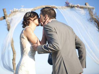 La boda de Rebeca y Jose