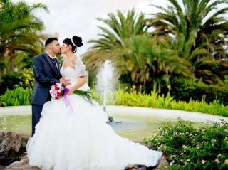 La boda de Yessenia y David