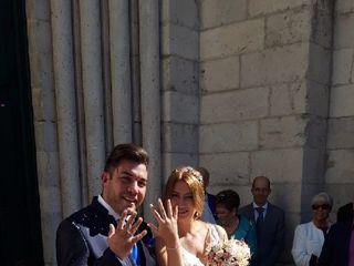 La boda de Jorge y Elena  1