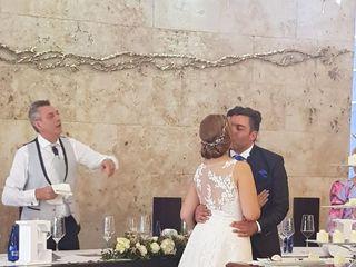 La boda de Jorge y Elena  2
