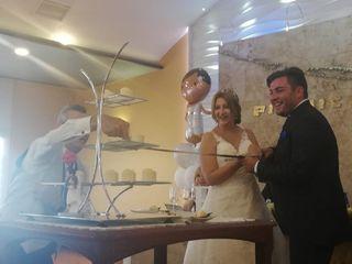 La boda de Jorge y Elena