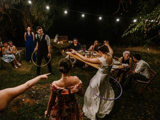 La boda de Irene y Justin
