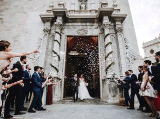 La boda de Ángel y Lydia