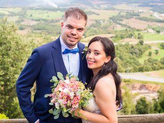 La boda de Marc y Emanuelly