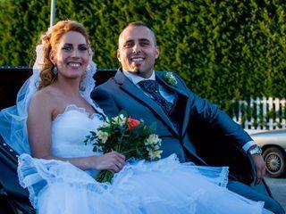 La boda de Patricia y Emilio