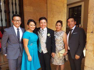 La boda de Bárbara y Javier 1