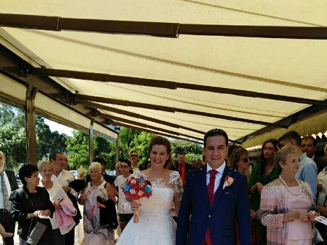 La boda de Roberto  y Aitziber  en Sondika, Vizcaya 5
