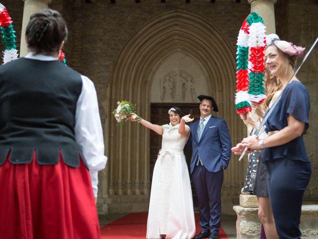 La boda de Josu y Paula en Vitoria-gasteiz, Álava 38