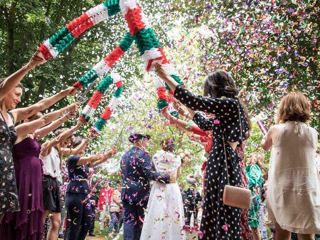 La boda de Josu y Paula en Vitoria-gasteiz, Álava 40