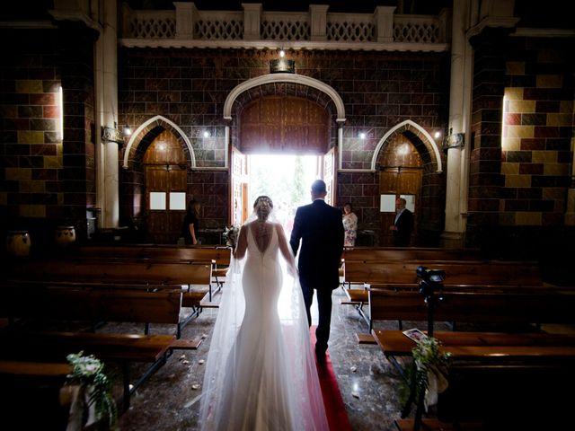 La boda de Raúl y Anna en Castelló/castellón De La Plana, Castellón 18