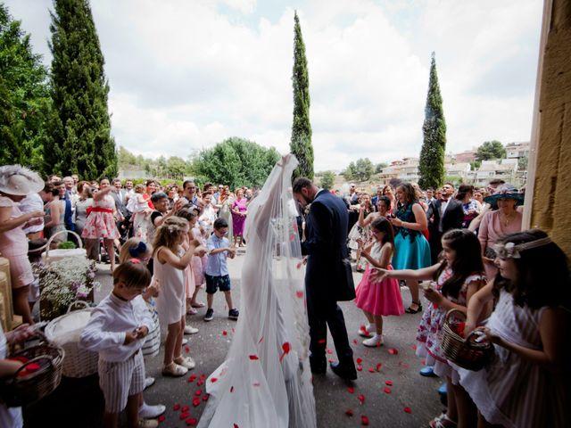 La boda de Raúl y Anna en Castelló/castellón De La Plana, Castellón 19
