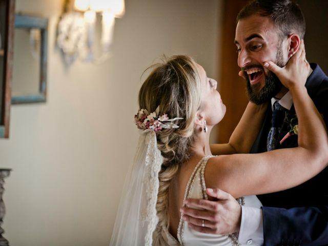 La boda de Anna y Raúl