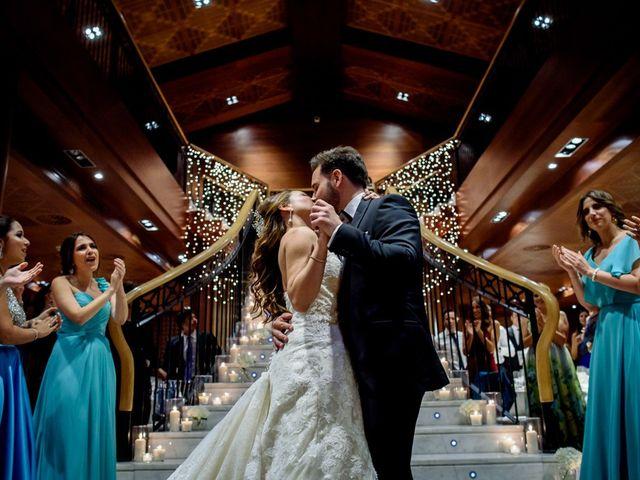 La boda de Gise y Alex