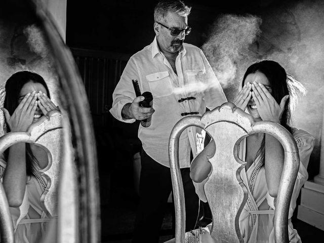 La boda de German y Elsa en Hoyo De Manzanares, Madrid 2