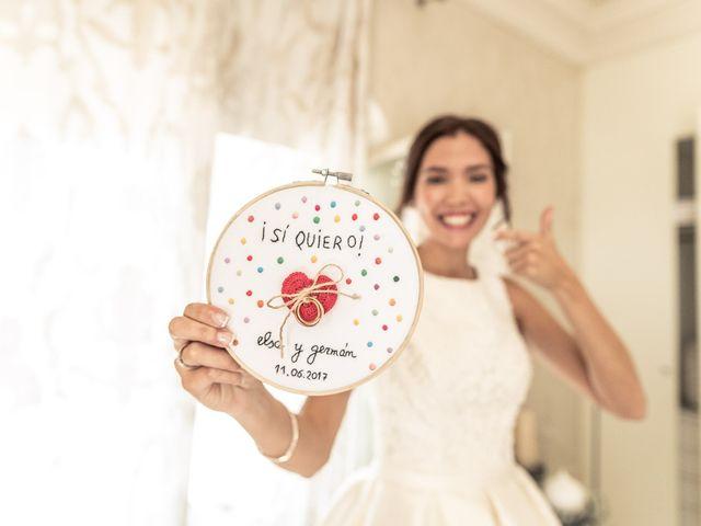 La boda de German y Elsa en Hoyo De Manzanares, Madrid 11