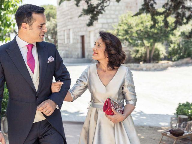 La boda de German y Elsa en Hoyo De Manzanares, Madrid 13