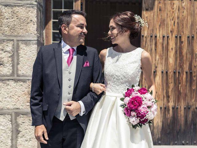 La boda de German y Elsa en Hoyo De Manzanares, Madrid 14