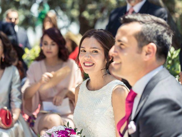 La boda de German y Elsa en Hoyo De Manzanares, Madrid 16