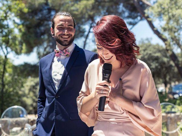 La boda de German y Elsa en Hoyo De Manzanares, Madrid 17