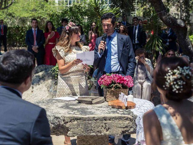 La boda de German y Elsa en Hoyo De Manzanares, Madrid 18