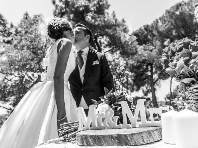 La boda de German y Elsa en Hoyo De Manzanares, Madrid 20