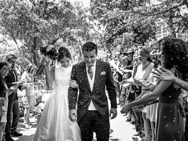 La boda de German y Elsa en Hoyo De Manzanares, Madrid 21