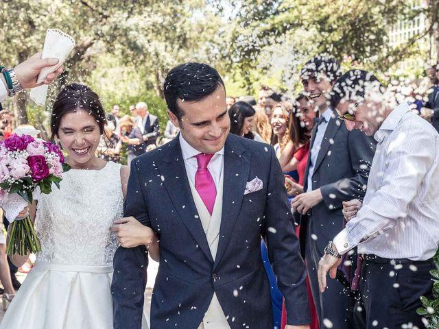 La boda de German y Elsa en Hoyo De Manzanares, Madrid 22