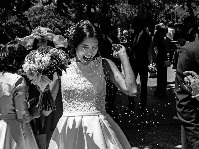La boda de German y Elsa en Hoyo De Manzanares, Madrid 23