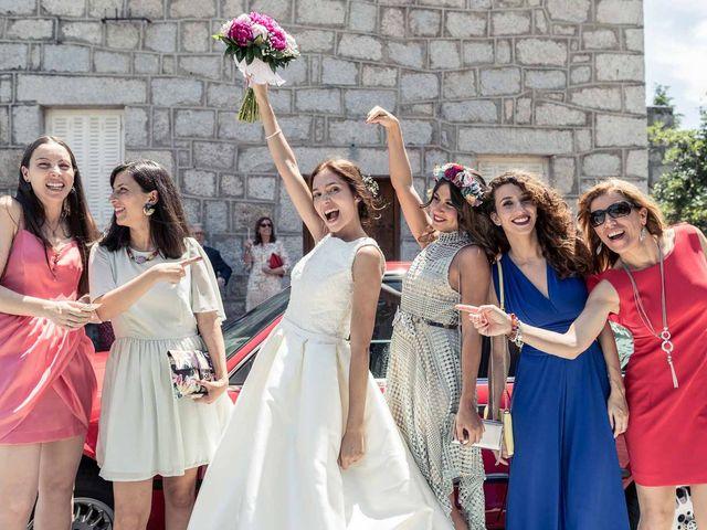 La boda de German y Elsa en Hoyo De Manzanares, Madrid 25