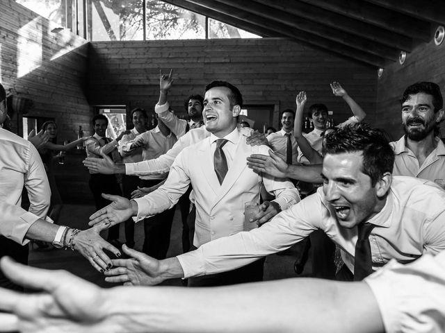 La boda de German y Elsa en Hoyo De Manzanares, Madrid 38