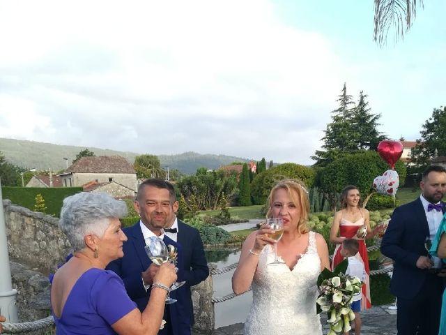 La boda de Antonio  y Eva  en Pontevedra, Pontevedra 1