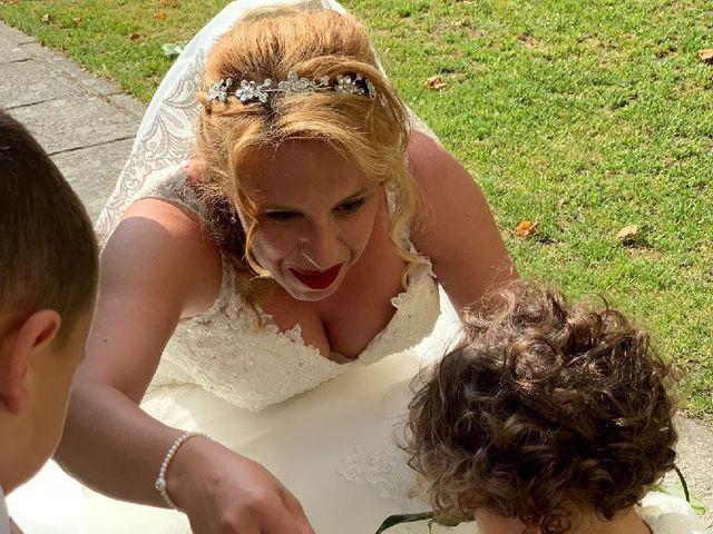 La boda de Antonio  y Eva  en Pontevedra, Pontevedra 2