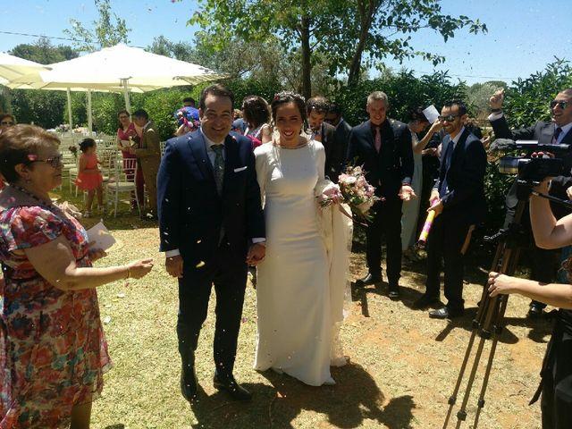 La boda de Fátima y Juan