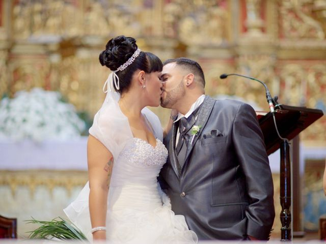 La boda de David y Yessenia en Telde, Las Palmas 6