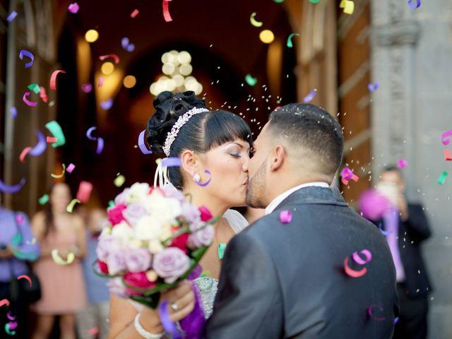La boda de David y Yessenia en Telde, Las Palmas 8